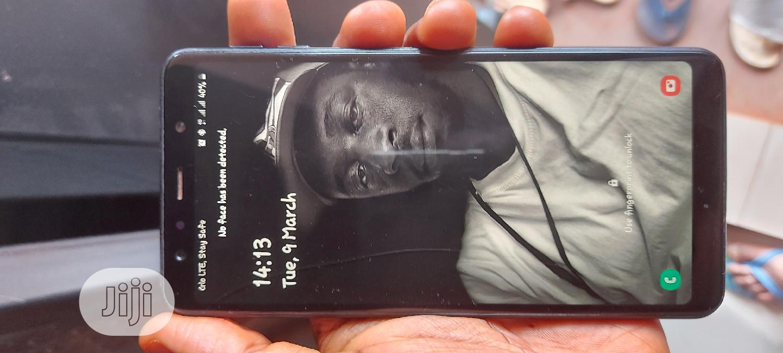 Archive: Samsung Galaxy A7 Duos 16 GB Black