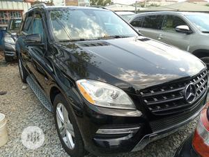 Mercedes-Benz M Class 2012 Black   Cars for sale in Abuja (FCT) State, Garki 2