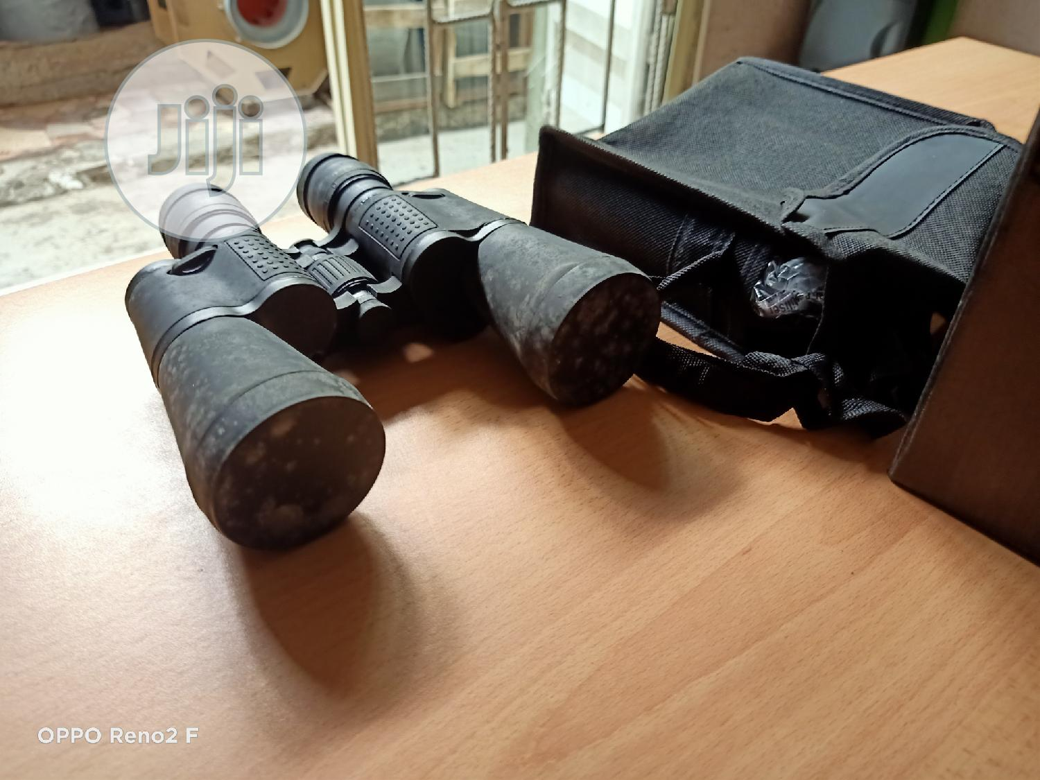 Analog Binoculars   Camping Gear for sale in Central Business Dis, Abuja (FCT) State, Nigeria