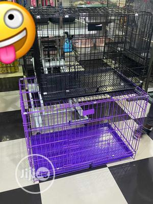 New Quality Imported Foldable Pet Cage   Pet's Accessories for sale in Lagos State, Lekki