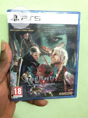 Devil May Cry 5 | Video Games for sale in Lagos State, Ikeja