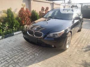 BMW 535i 2008 Black | Cars for sale in Lagos State, Abule Egba