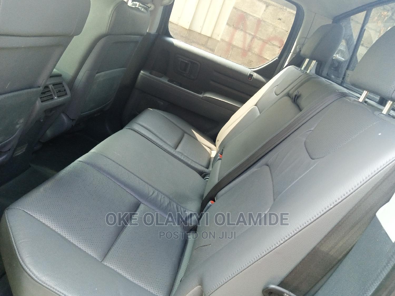 Honda Ridgeline 2008 Gray | Cars for sale in Garki 1, Abuja (FCT) State, Nigeria