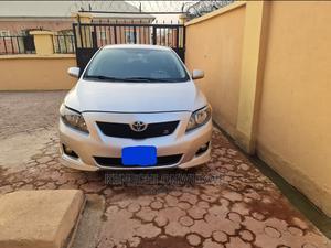 Toyota Corolla 2010 Silver | Cars for sale in Abuja (FCT) State, Garki 1