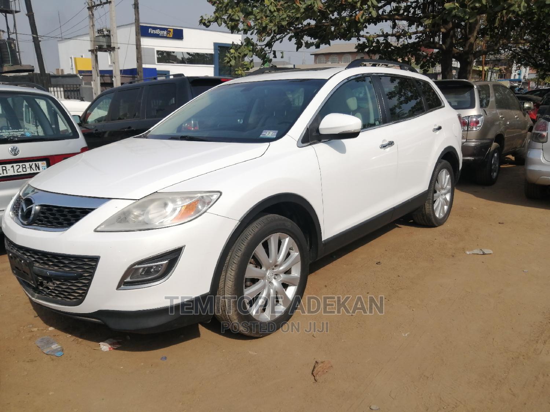 Mazda CX-9 2010 Sport White | Cars for sale in Ikeja, Lagos State, Nigeria