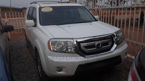 Honda Pilot 2011 White   Cars for sale in Lagos State, Ikorodu