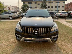 Mercedes-Benz M Class 2014 Black   Cars for sale in Lagos State, Amuwo-Odofin