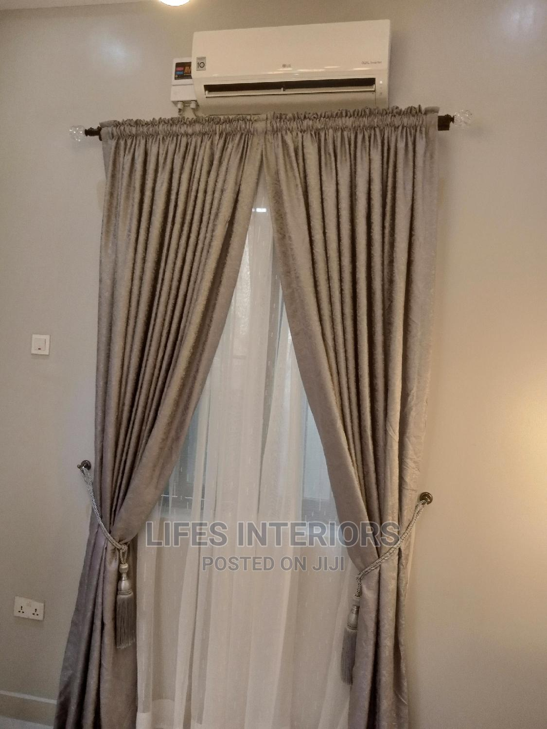 Quality And Beautiful Curtains