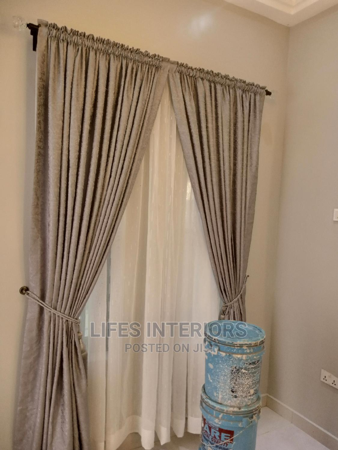 Quality And Beautiful Curtains   Home Accessories for sale in Surulere, Lagos State, Nigeria