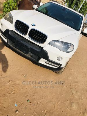 BMW X5 2008 3.0si Activity White   Cars for sale in Lagos State, Abule Egba