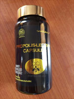 Propolis Lecithin Care Asthma Permanently   Vitamins & Supplements for sale in Lagos State, Ikoyi