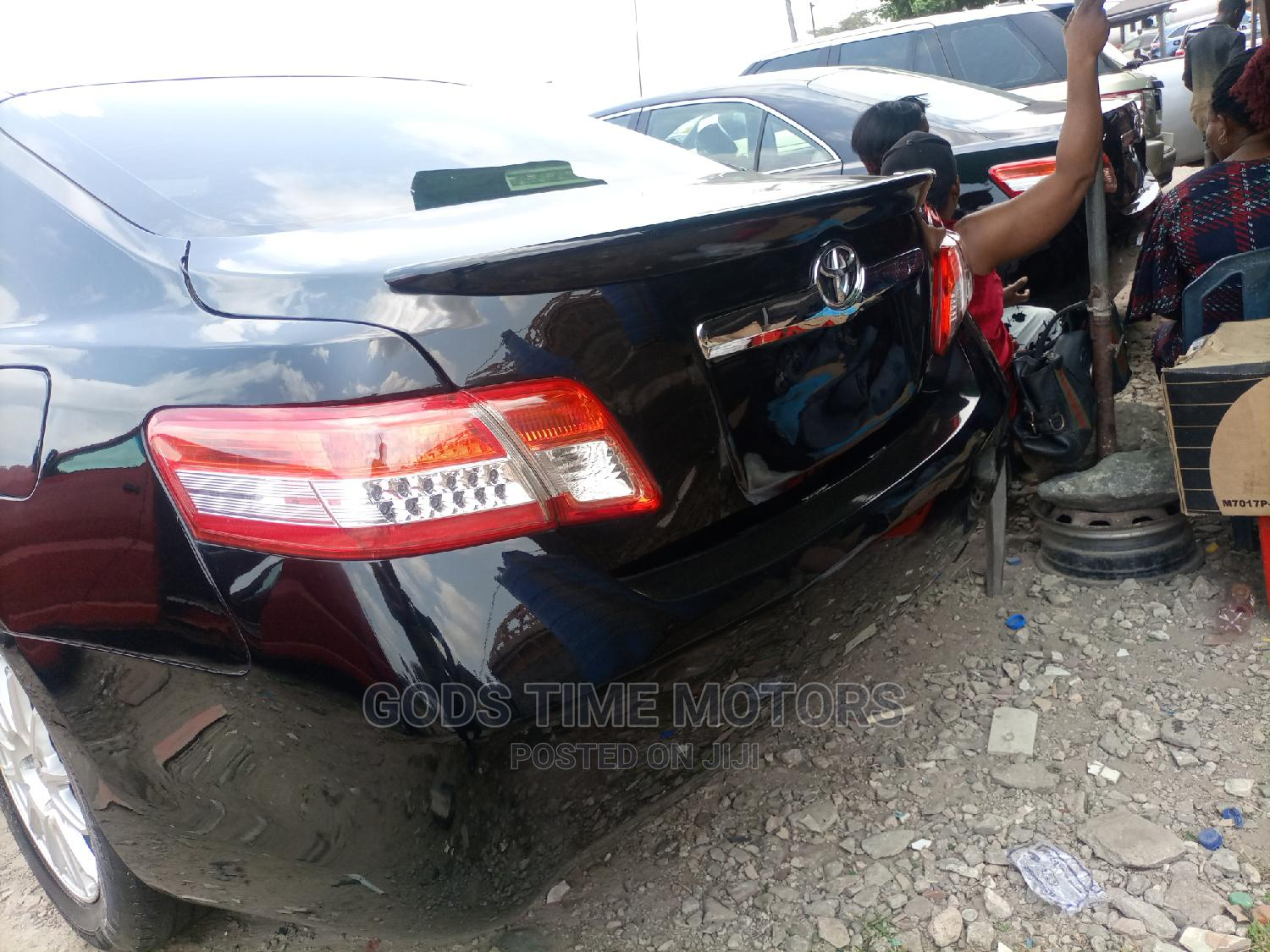 Toyota Camry 2009 Black   Cars for sale in Apapa, Lagos State, Nigeria