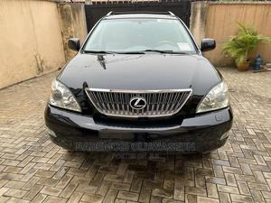Lexus RX 2006 330 AWD Black   Cars for sale in Abuja (FCT) State, Central Business Dis