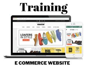 Ecommerce Website Business Trainiing | Computer & IT Services for sale in Lagos State, Ikeja
