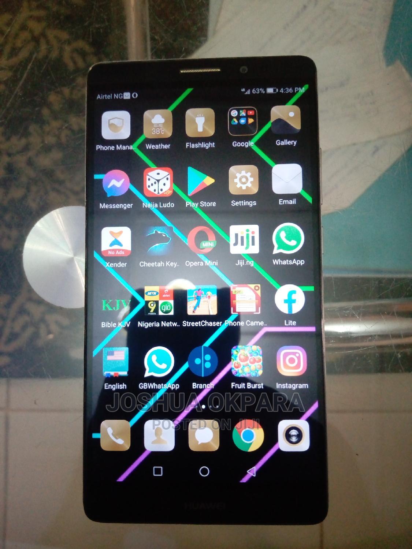Huawei Mate 8 32 GB Silver   Mobile Phones for sale in Dutse-Alhaji, Abuja (FCT) State, Nigeria