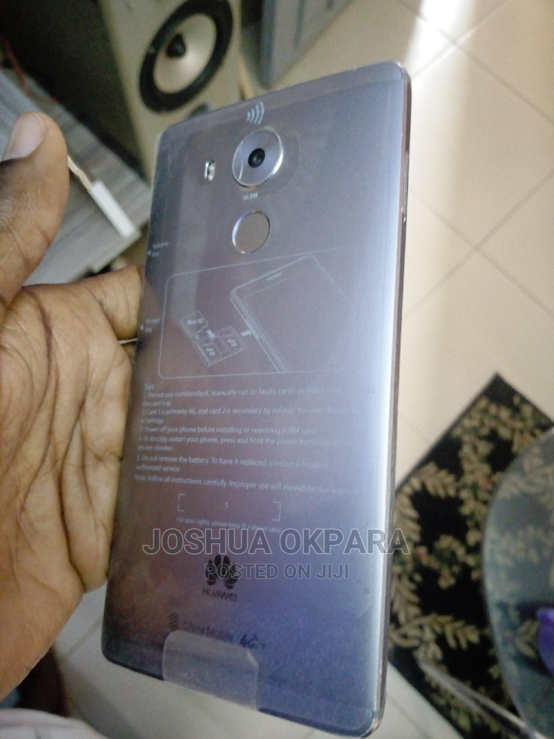 Huawei Mate 8 32 GB Silver | Mobile Phones for sale in Dutse-Alhaji, Abuja (FCT) State, Nigeria