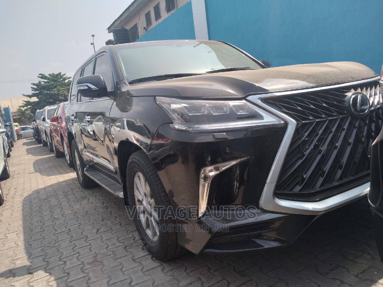 Lexus LX 2020 Black | Cars for sale in Ikeja, Lagos State, Nigeria