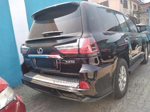 Lexus LX 2020 Black | Cars for sale in Lagos State, Ikeja