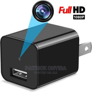 Mini USB Charger 1080P HD Hidden Camera | Security & Surveillance for sale in Abuja (FCT) State, Wuse 2