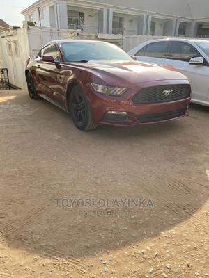 Ford Mustang 2015 Red | Cars for sale in Abuja (FCT) State, Durumi