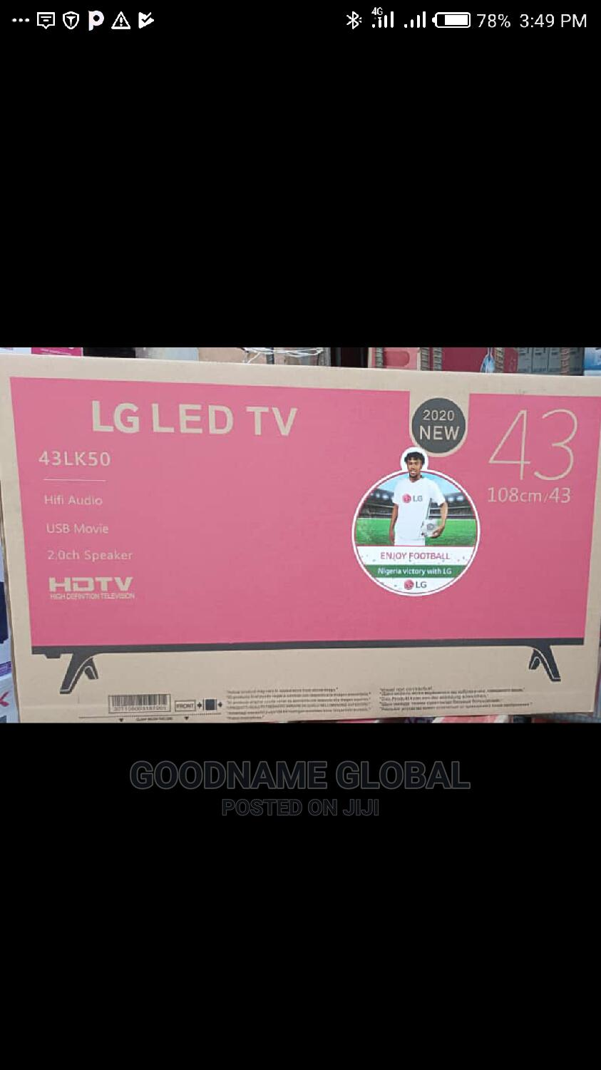 LG LED TV Set 43 Inches.