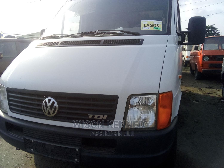 Archive: New Volkswagen LT Bus 2005 White