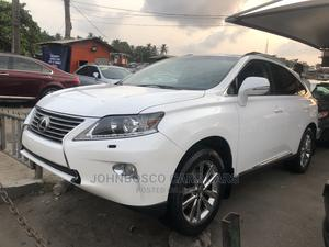Lexus RX 2014 350 AWD White | Cars for sale in Lagos State, Apapa