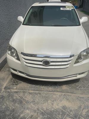 Toyota Avalon 2007 White | Cars for sale in Lagos State, Lekki