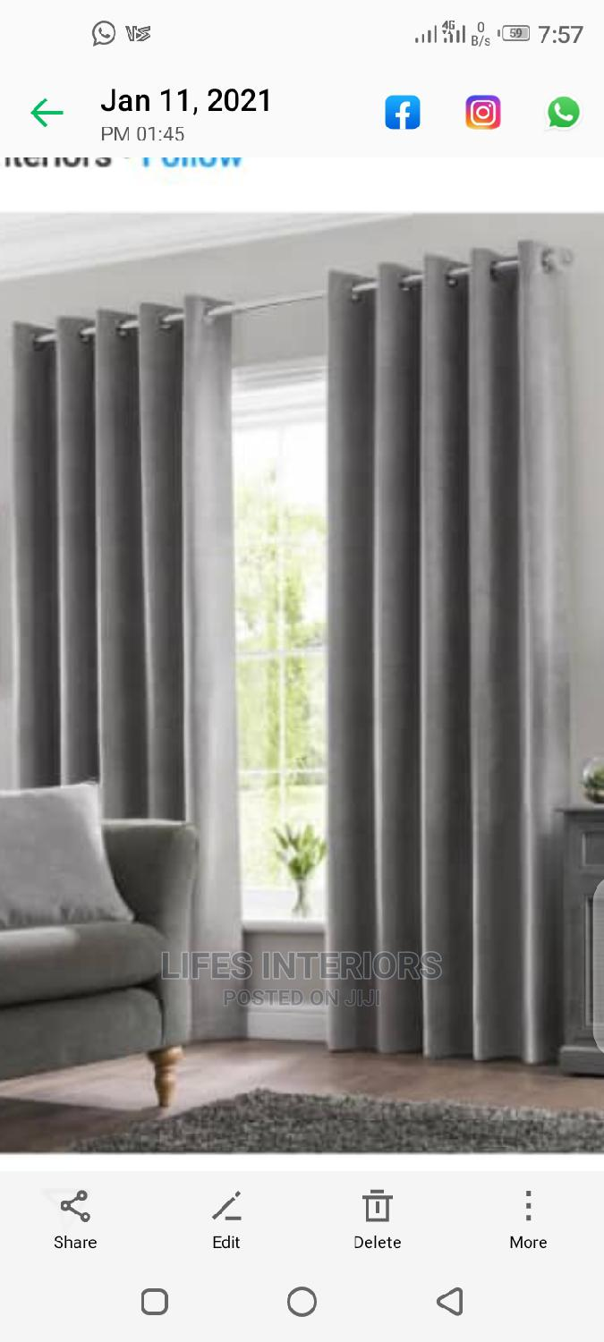 Quality and Beautiful Home Curtains
