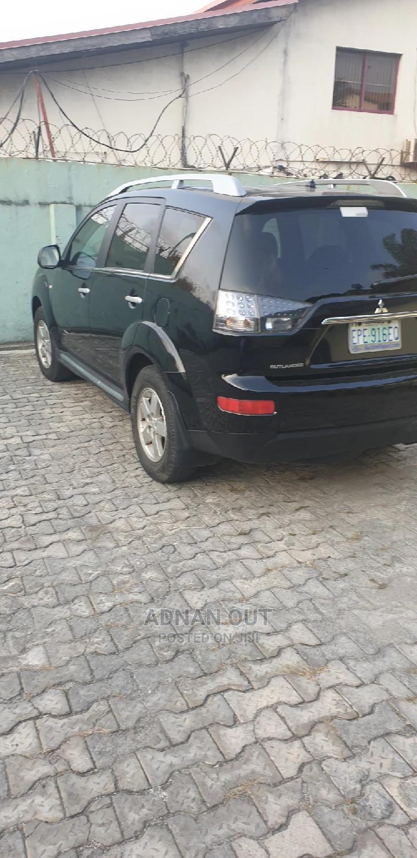 Mitsubishi Outlander 2010 SE Black   Cars for sale in Victoria Island, Lagos State, Nigeria