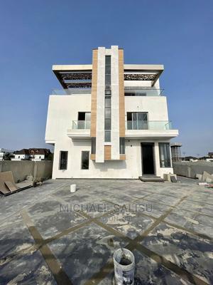 5 Bedroom Detached Mansion With Bq at Osapa London for Sale | Houses & Apartments For Sale for sale in Lekki, Lekki Phase 1