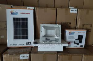 100w Solar Security Flood Lights | Solar Energy for sale in Lagos State, Magodo