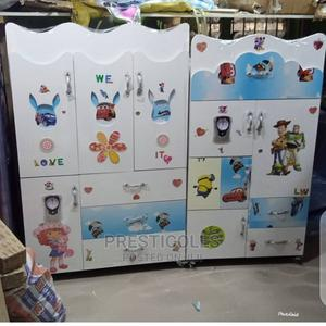 Character Wooden Wardrobe | Children's Furniture for sale in Lagos State, Ikeja