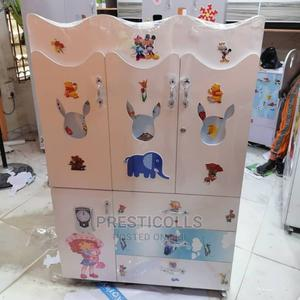 Baby Wooden Wardrobe | Children's Furniture for sale in Lagos State, Ajah