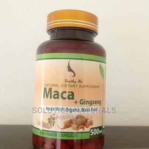 Maca + Ginseng | Sexual Wellness for sale in Lagos State, Ikeja