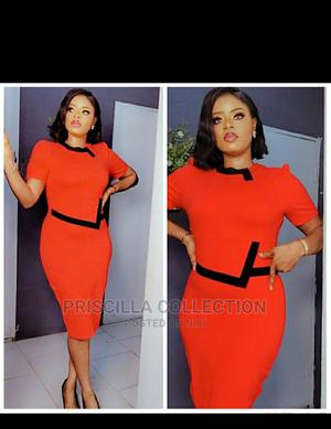 Trendy Red Gown for Ladies   Clothing for sale in Lagos State, Ikeja