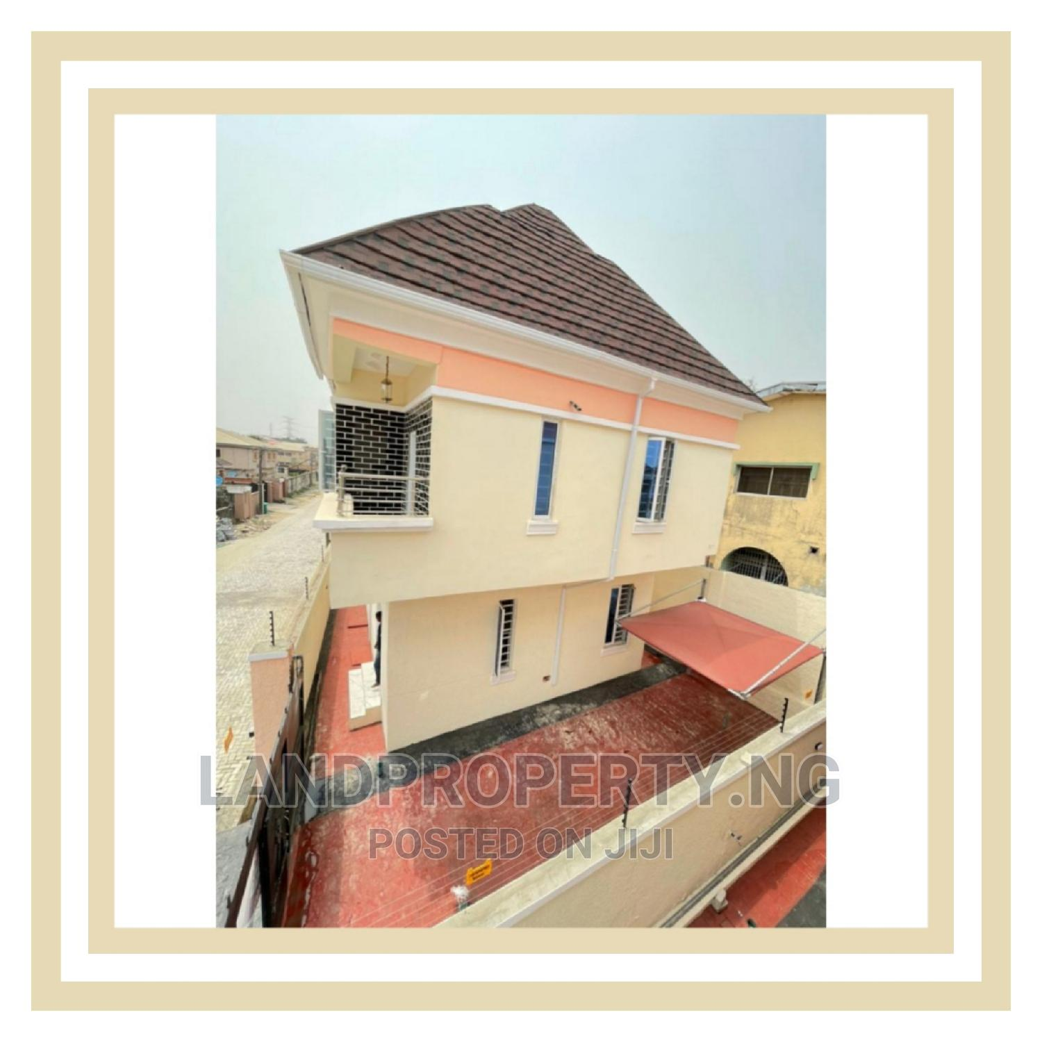 Luxury and Spacious 3bedroom Fully Detached Duplex at Ajah | Houses & Apartments For Sale for sale in Ajah, Lagos State, Nigeria