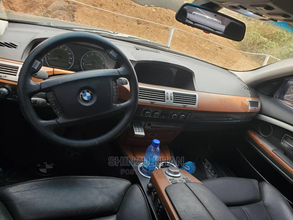 BMW 7 Series 2007 Black | Cars for sale in Central Business Dis, Abuja (FCT) State, Nigeria