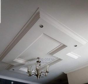 House Painting,Screeding,Pop And Wall Decorations | Building & Trades Services for sale in Lagos State, Ajah