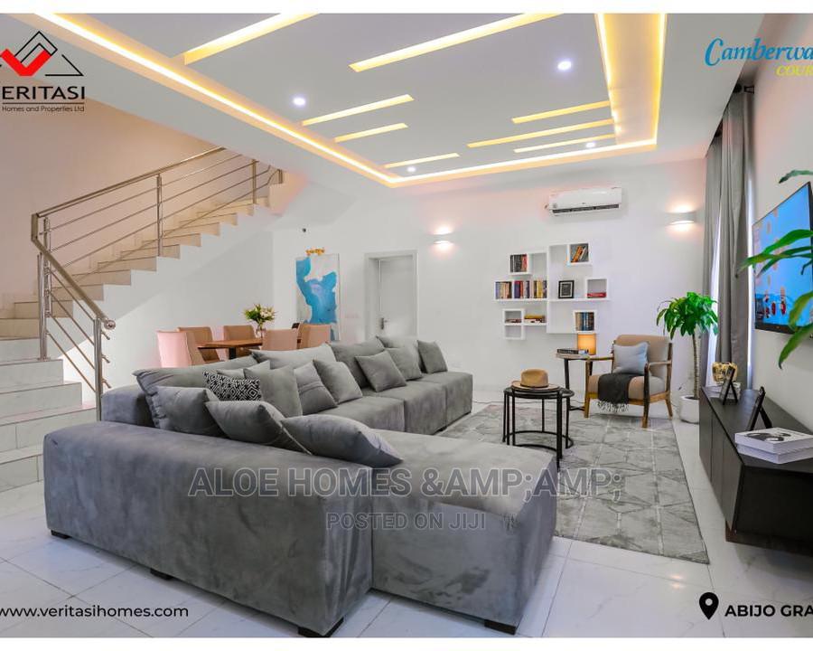Beautiful 3 Bedroom Bungalow + BQ at Abijo,GRA Lekki