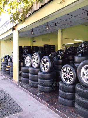 Brand New Tyres and Alloy Wheel of All Brands and Sizes | Vehicle Parts & Accessories for sale in Lagos State, Ikeja