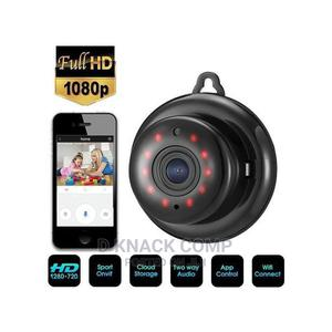 Wifi Camera 1080 Night Vision Motion Detection Home Security | Security & Surveillance for sale in Lagos State, Alimosho