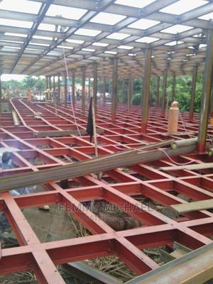 Steel Fabrication And Erection   Building & Trades Services for sale in Lagos State, Ajah