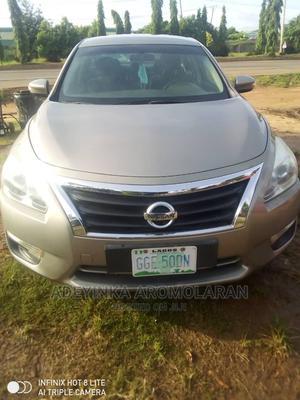 Nissan Altima 2015 Brown   Cars for sale in Kaduna State, Kaduna / Kaduna State