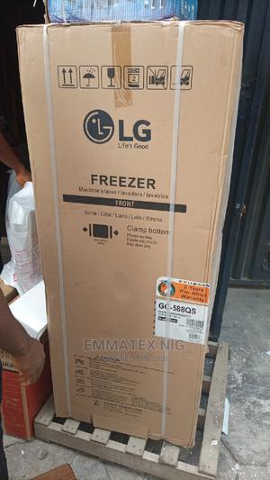 Upright Freezer LG   Kitchen Appliances for sale in Lagos State, Amuwo-Odofin