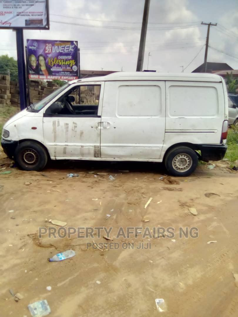 Tokunbo Nissan Bus From Spain 2009 White For Sale