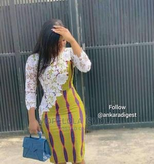 Ankara and Lace | Clothing for sale in Lagos State, Yaba