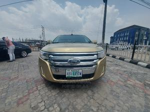 Ford Edge 2012 Gold   Cars for sale in Rivers State, Port-Harcourt