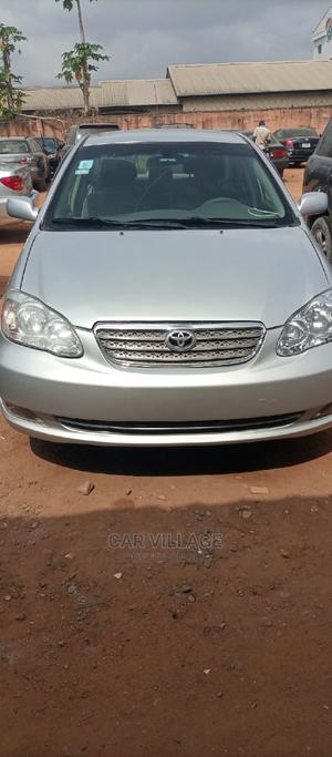 Toyota Corolla 2006 1.4 VVT-i Silver   Cars for sale in Lagos State, Ikeja