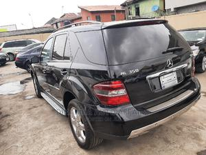 Mercedes-Benz M Class 2008 ML 350 4Matic Black | Cars for sale in Lagos State, Surulere